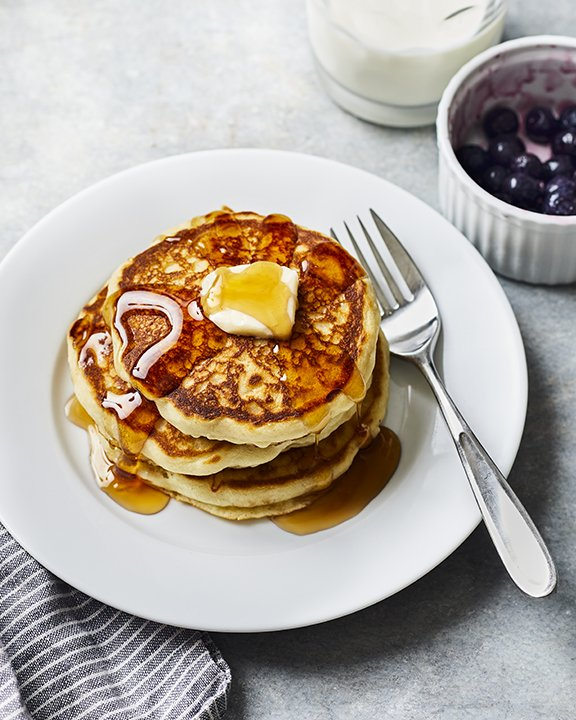 Pancakes - Easy Budget Meal for Family