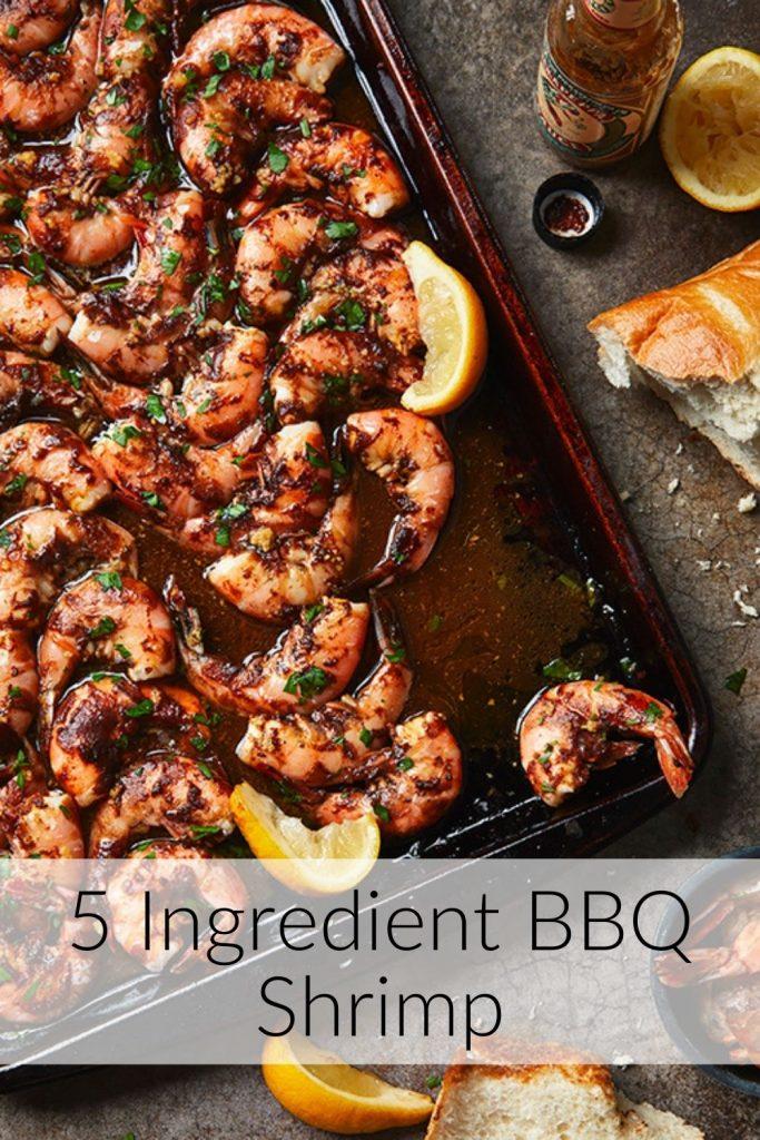 Shrimp Sheet Pan Meal