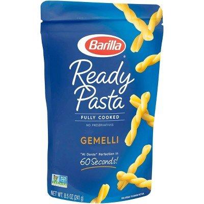 Barilla Ready Pasta Gemelli - 8.5oz